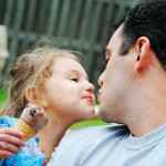 the power of dad, for better or worse