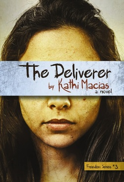 the deliverer — a book review and giveaway
