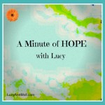 A Minute of Hope (with God as Workout Partner)